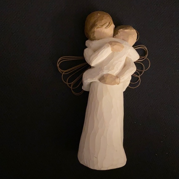 """Angel's Embrace -willow tree 5 1/2"""""""